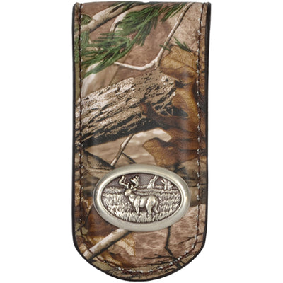 3D BMC304 Badger Camo Outdoor Money Clip