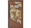 3D BW452 Badger Brown Outdoor Rodeo Wallet