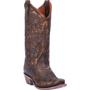 "WOMEN'S DAN POST DP4065 12"" IRRESISTIBLE LEATHER SNIP TOE BOOT"