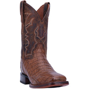 "DAN POST DP4807 11"" KINGSLY BAY APACHE CAIMAN WIDE SQUARE TOE BOOT"