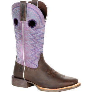 WOMEN'S DURANGO® DRD0354 LADY REBEL PRO™ WOMEN'S AMETHYST WESTERN BOOT