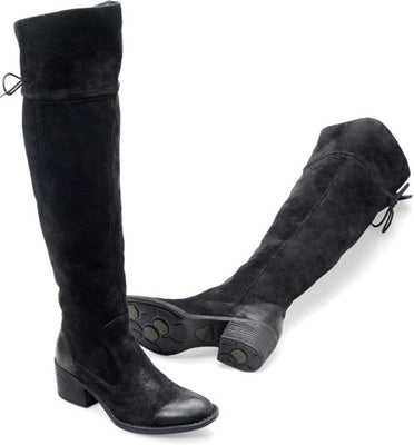 GALLINARA Black Distressed (F08703) *CLOSEOUT*