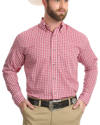WRANGLER® MR2094A-4 RIATA® LONG SLEEVE SHIRT