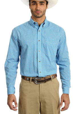 WRANGLER® MR2094A-2 RIATA® LONG SLEEVE SHIRT
