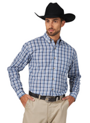 WRANGLER MR2102A-2 MEN'S RIATA LONG SLEEVE CLASSIC FIT SHIRT