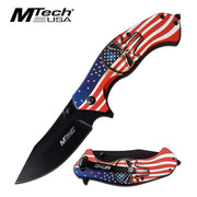 MTECH USA MT-A1025A SPRING ASSISTED KNIFE