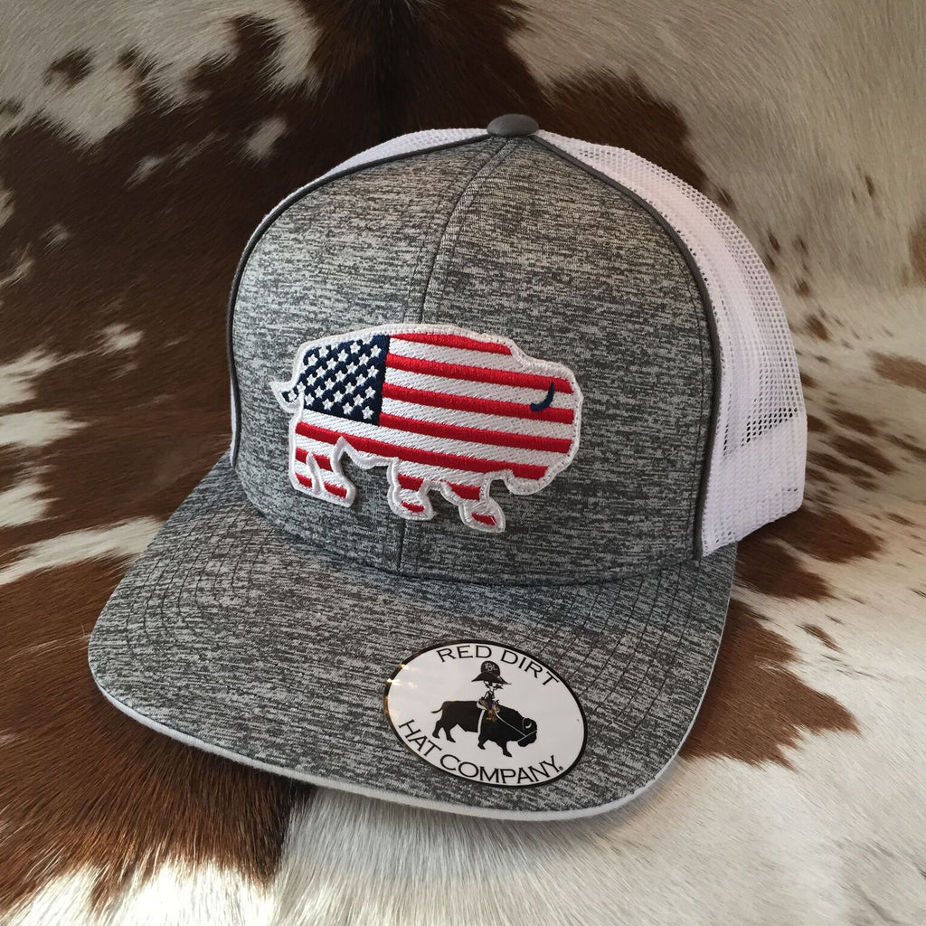Rdhc1 Usa Buffalo Red Dirt Hat Company Boots Amp More Online