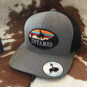 RDHC32 Untamed Buffalo Red Dirt Hat Company