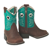 Ariat A441000102 LIL'STOMPERS Crossfire Brown