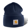 CARHARTT A18-NVY NAVY ACRYLIC WATCH HAT