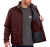 Carhartt 102208-001 Black Men's Gilliam Jacket
