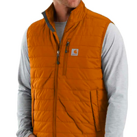 Carhartt 102286-O17 Copper Men's Gilliam Vest