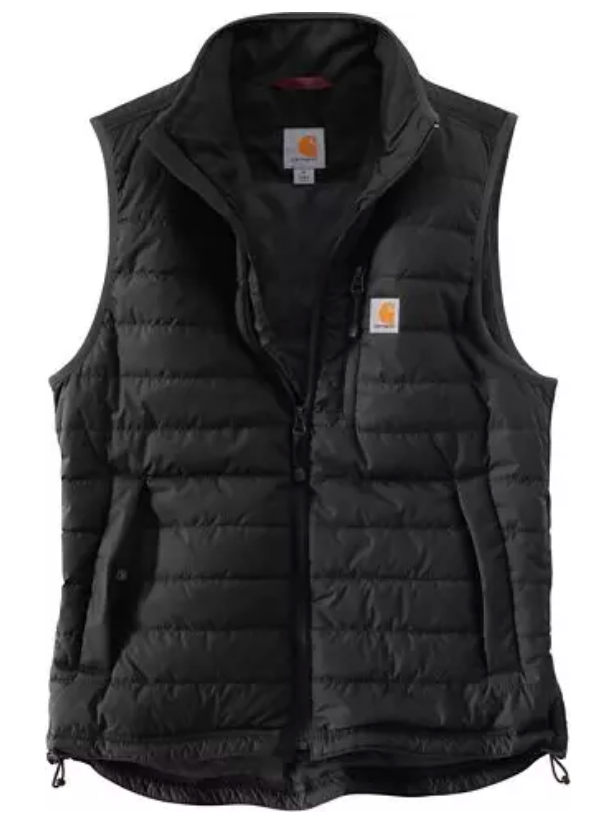 Carhartt 102286-001 Black Men's Gilliam Vest