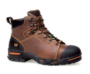 "TIMBERLAND PRO® TB047591214 6"" Endurance PR Steel Safety Toe Waterproof"