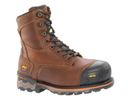 "TIMBERLAND PRO® TB089646214 8"" Boondock Composite Safety Toe Waterproof Insulated Boot CSA Brown"