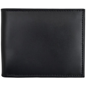 3D W1010 Black Basic Bifold Wallet