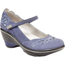 Jambu Bombay Mary Jane Denim Blue WJ16BOM45