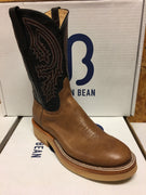 "Anderson Bean Brown Mustang 11"" Round Toe Crepe Sole *CLOSEOUT*"