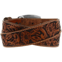 C60154 Kid's Tan Lil' Champ Belt