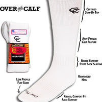 DAN POST MEN'S OVER THE CALF SOCKS DPCBC9/DPCBC10/DPCBC13