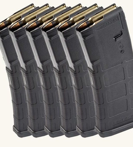 Magpul PMAG six pack