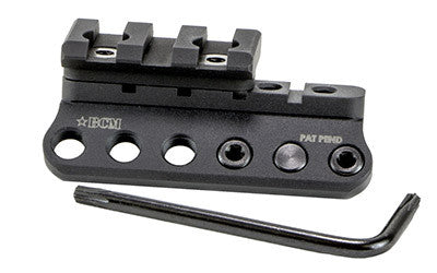 Bravo Co KeyMod Modular Light Mount