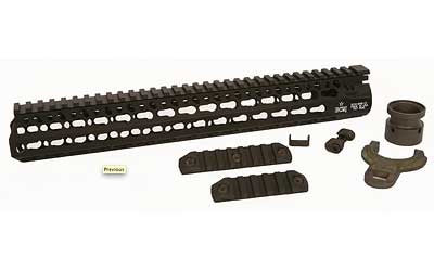"BCM GUNFIGHTER KEYMOD 5.56 13"" BLK"