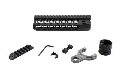 "BCM GUNFIGHTER KEYMOD 5.56 7"" BLK"