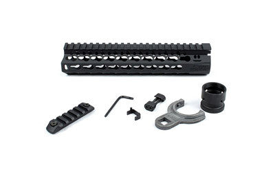 "BCM GUNFIGHTER KEYMOD 5.56 9"" BLK"