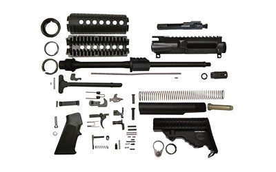 DPMS Oracle Rifle Kit 223 Rem Black Less Lower Receiver Fits AR Rifles