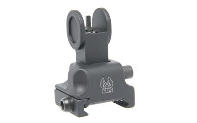 GG&G Flip Up Front Sight for Tactical Forearms Black GGG-1033