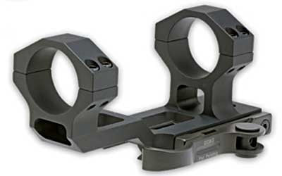 GG&G Quick Detach Mount, 30mm B-Comp Ring, Black GGG-1383