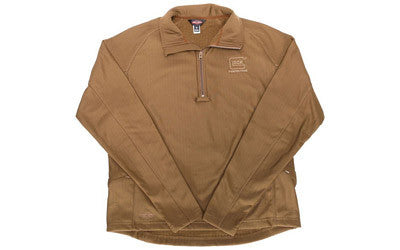 GLOCK OEM Truspec Grid Fleece Coyote Small