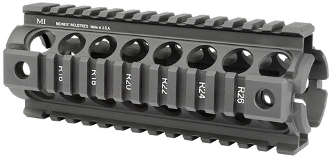 Midwest Industries Oracle .308 Two Piece Drop-In Handguard, Carbine Length