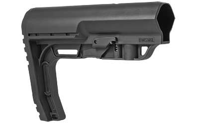 Mission First Tactical, Battlelink Utility Stock, Fits 6 Position, Mil-Spec Minimalist Size BMSMIL