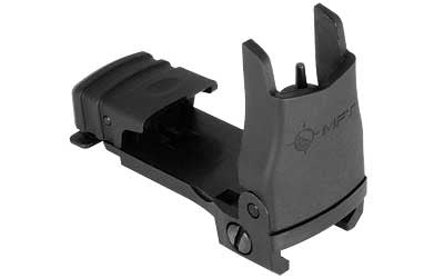 Mission First Tactical, Back Up Polymer Flip Up Front Sight, Fits Picatinny BUPSWF