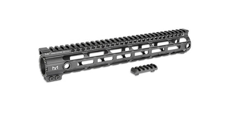 Midwest Industries D.P.M.S. .308 One Piece Free Float Handguard, .210 Upper Tang, M-LOK™ MI-308SS12-DHM