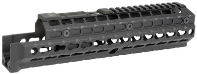 Midwest Industries Gen2 Extended AK47/74 Universal Handguard, KeyMod Compatible, MRO Topcover