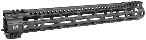 Midwest Industries Lightweight One Piece Free Float Handguard, M-LOK™ MI-LWM15G3