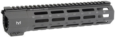 Midwest Industries SP-Series (Suppressor Compatible) One Piece Free Float Handguard, M-LOK™ compatible - Black MI-SP10M