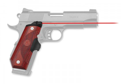 LG-903 MASTER SERIES LASERGRIPS® ROSEWOOD FOR 1911 BOBTAIL LG-903