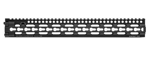 Daniel Defense SLIM RAIL® 15.0 (RIFLE EXTENDED) KeyMod Rail 01-147-22026