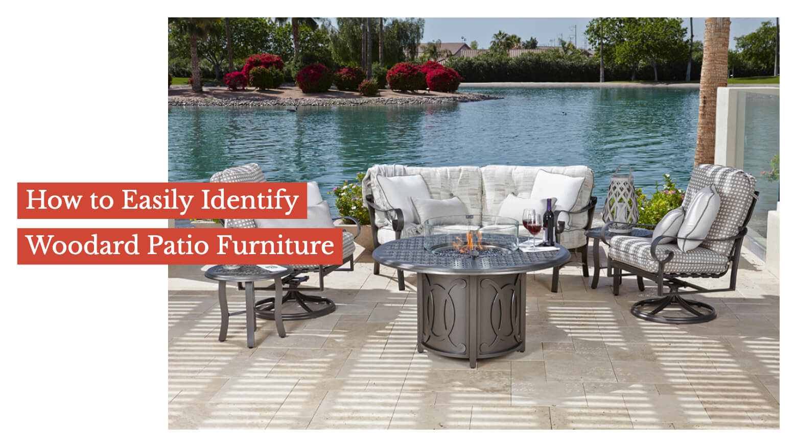 How to Easily Identify Woodard Patio Furniture
