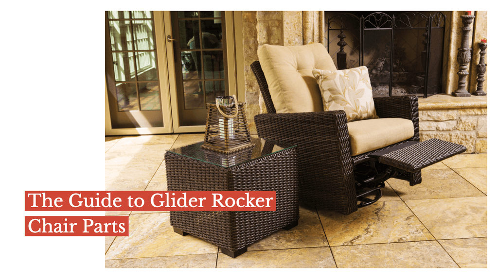 The Guide To Glider Rocker Chair Parts Sunniland Patio