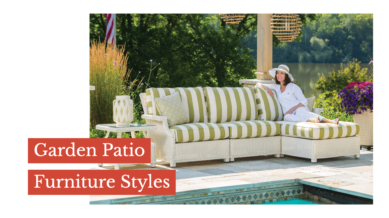 Garden Patio Furniture Styles