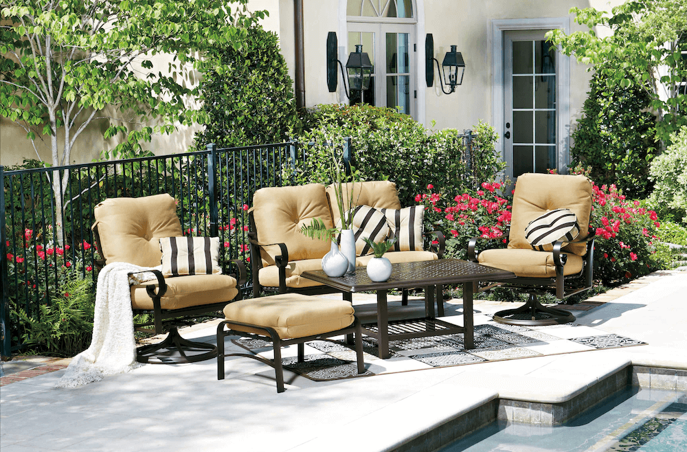Spotlight On: Patio Furniture by Woodard