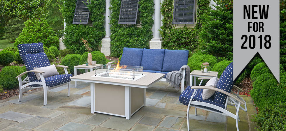 Telescope Patio Furniture: The Best American Patio Brand