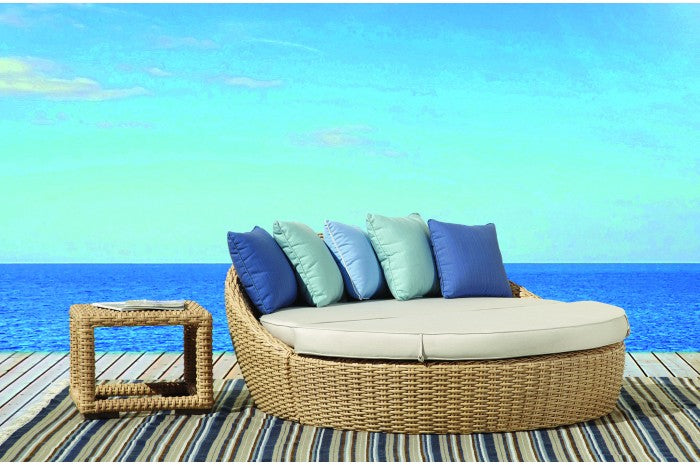 A Brief History Of Woven Wicker Outdoor Furniture