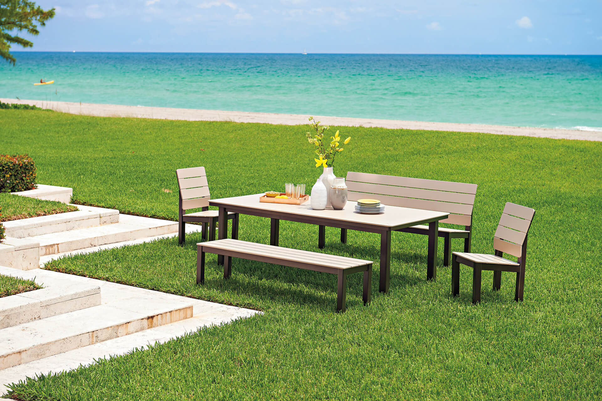 5 Benefits of Marine Grade Polymer for Patio Furniture