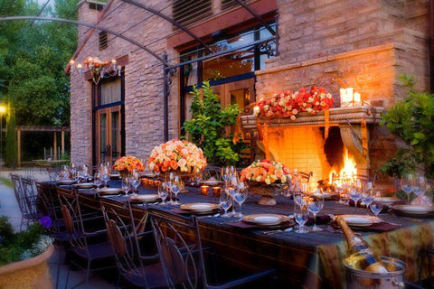 5 Ideas For Enhancing Your Autumn Outdoor Dining